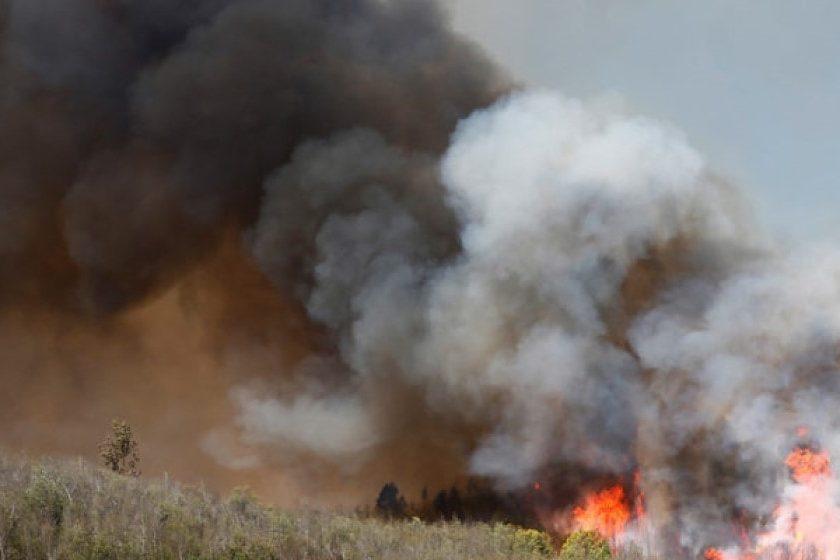 Incendios en Chernóbil