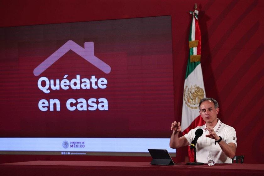 La estrategia de México contra el COVID-19