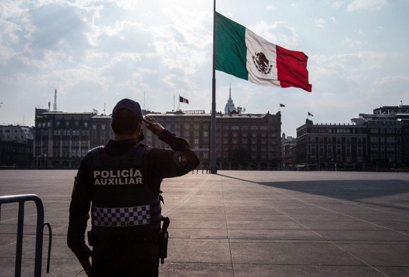 Medidas sanitarias durante fase 3 en México