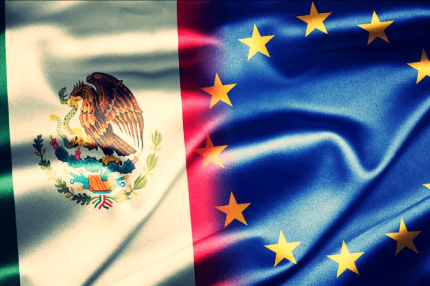 acuerdo comercial México Unión Europea TLCUEM