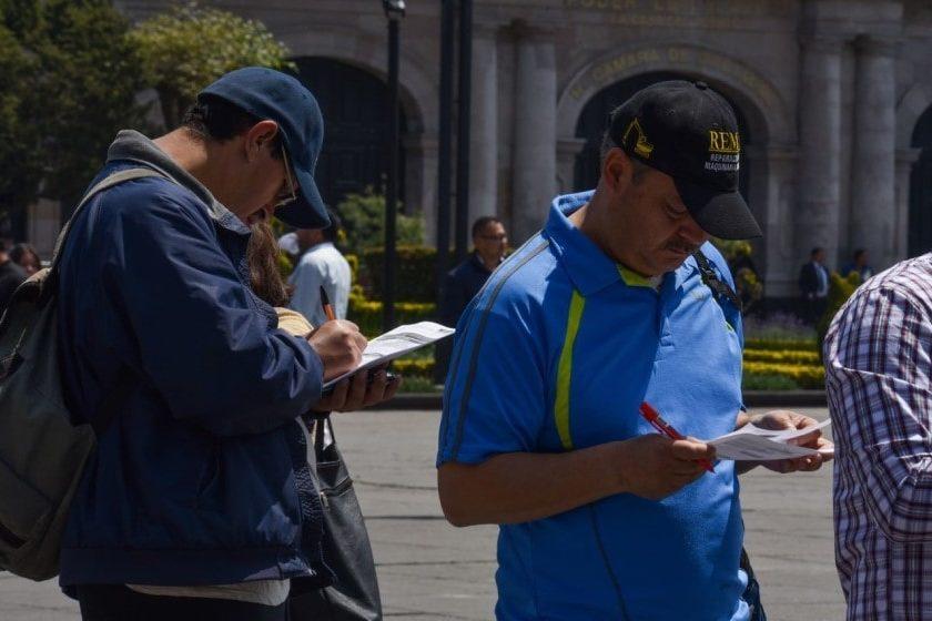 Pérdida de empleos por coronavirus en México