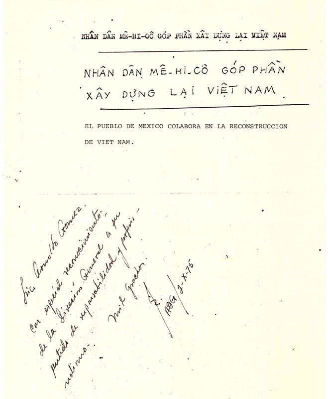 mexico vietnam