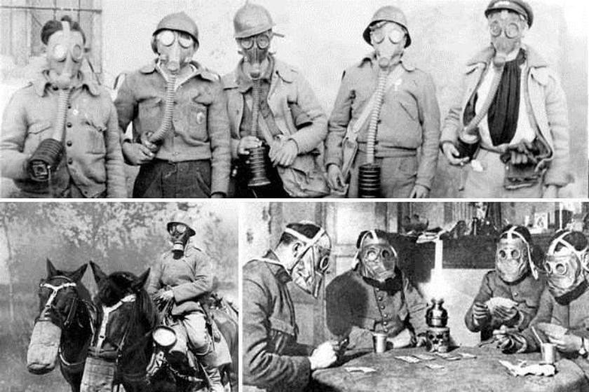 guerra quimica, gran guerra