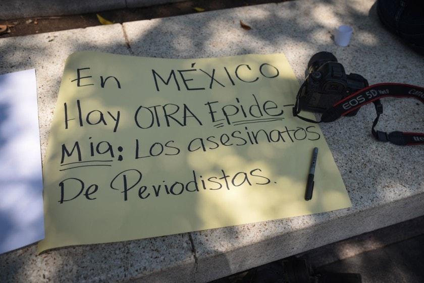 Asesinatos de periodistas en México 2020