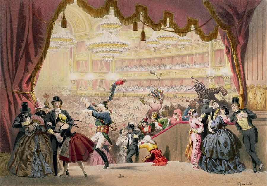 epidemia y opera