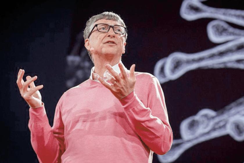 Bill Gates y su predicción del coronavirus