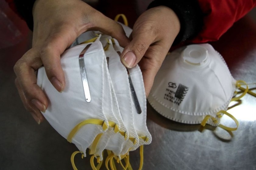 compra de equipos médicos a China