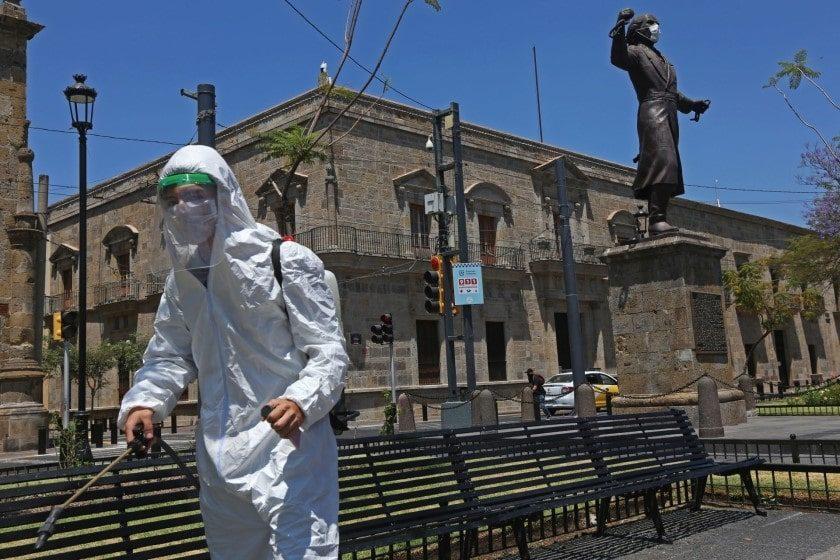México entrará en fase 3 del coronavirus