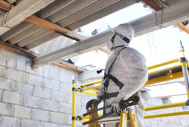 revision de asbesto