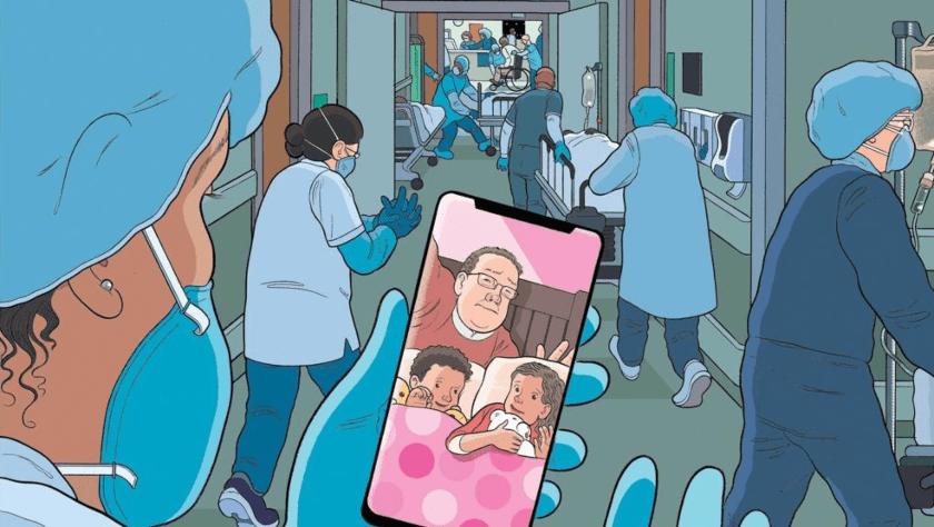 heroes, doctores en pandemia