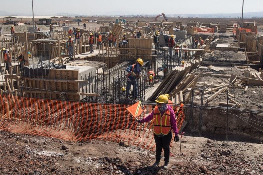 industria de la construcción en México
