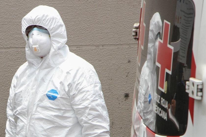 Inicia la fase 3 de epidemia en México