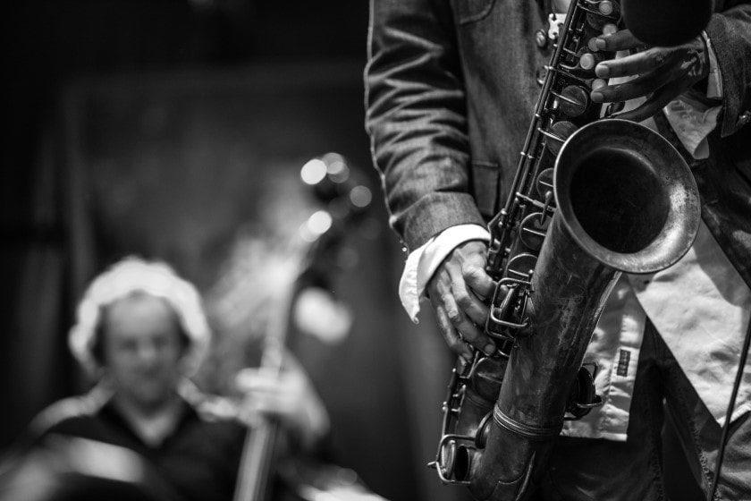 Historia del Jazz en México