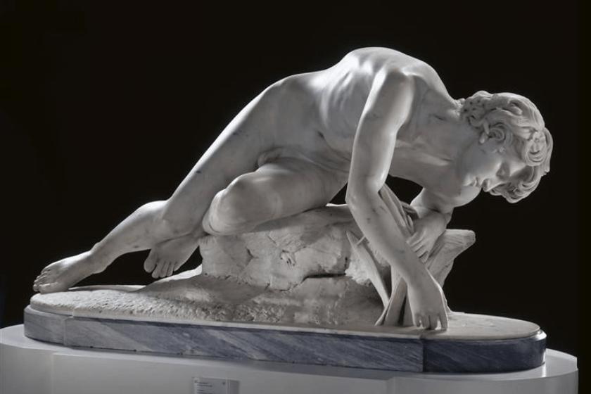 Narciso de Eugène-Ernest Hiolle