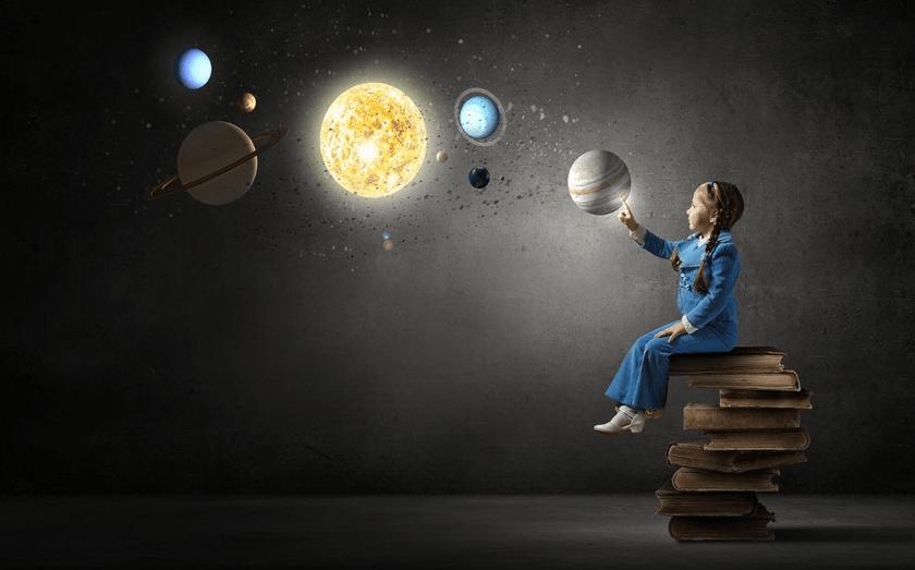 los niños y la ciencia