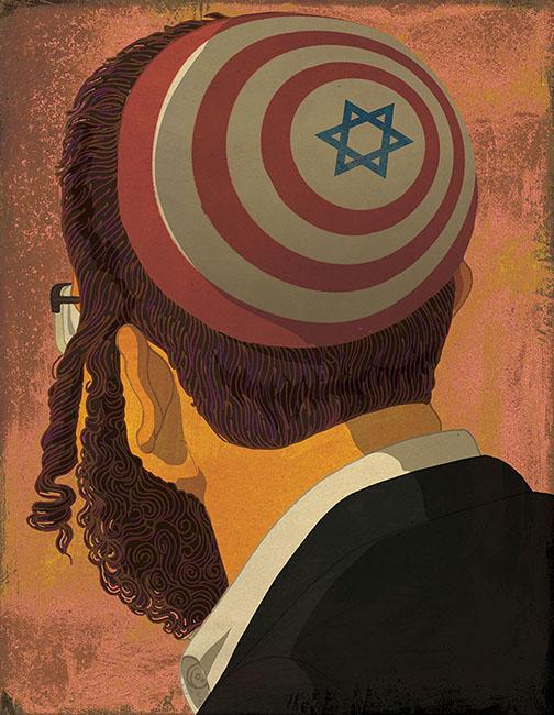 antisemitismo en palestina