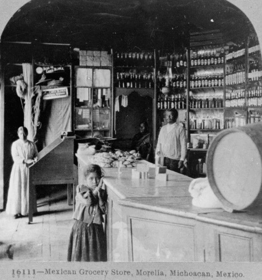 tiendas de la colonia