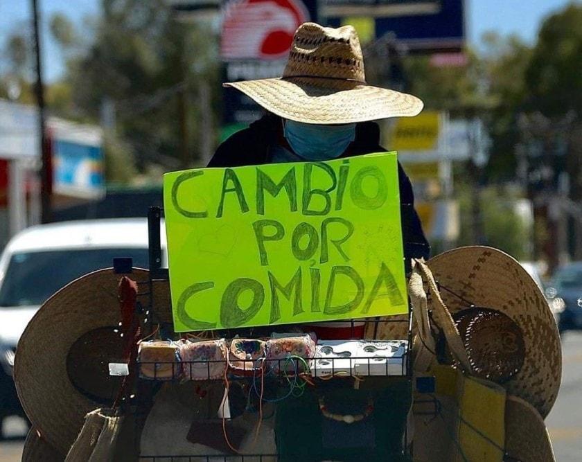 Pobreza y hambre consecuencias del coronavirus