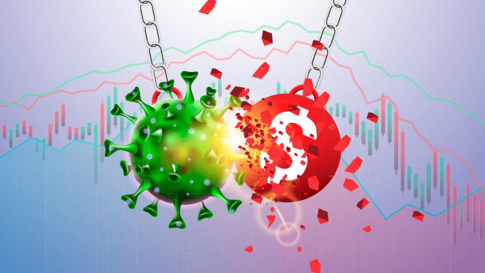 Indicadores económicos afectados por el coronavirus