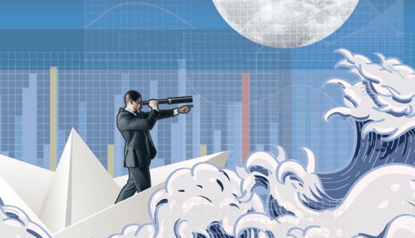 tormenta para empresas en la crisis