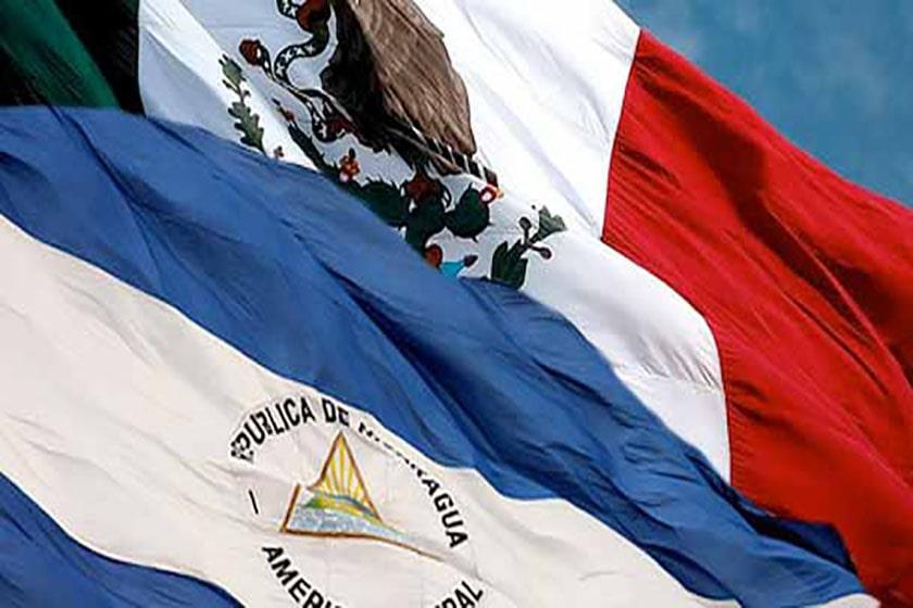 mexico y nicaragua