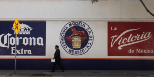 producción de cerveza en México