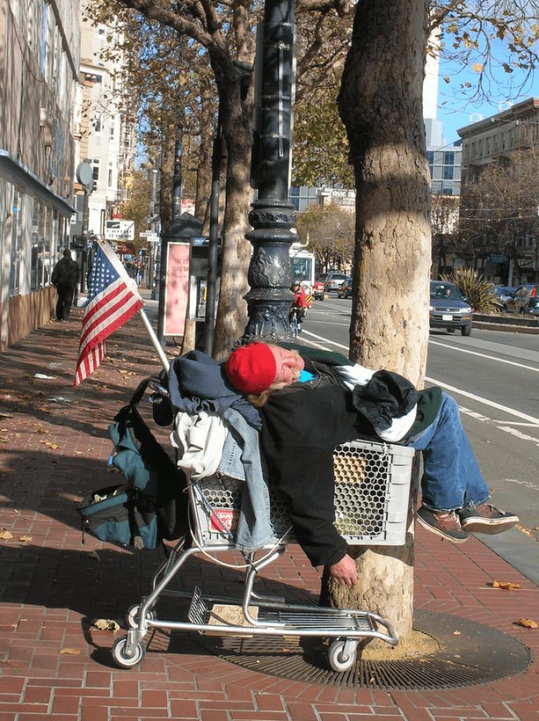 pobres estadounidenses