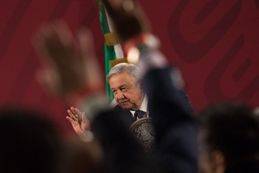 AMLO advierte pérdida de empleos en México por covid-19