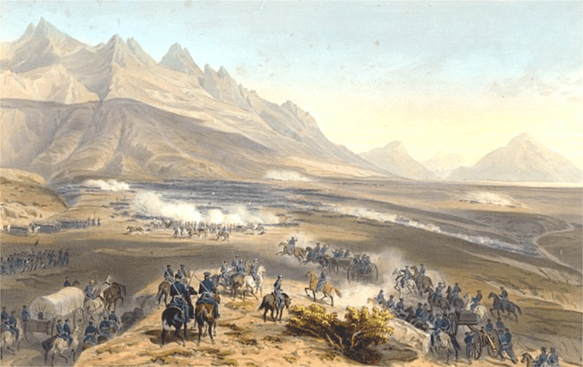 Batalla de Buena Vista o La Angostura