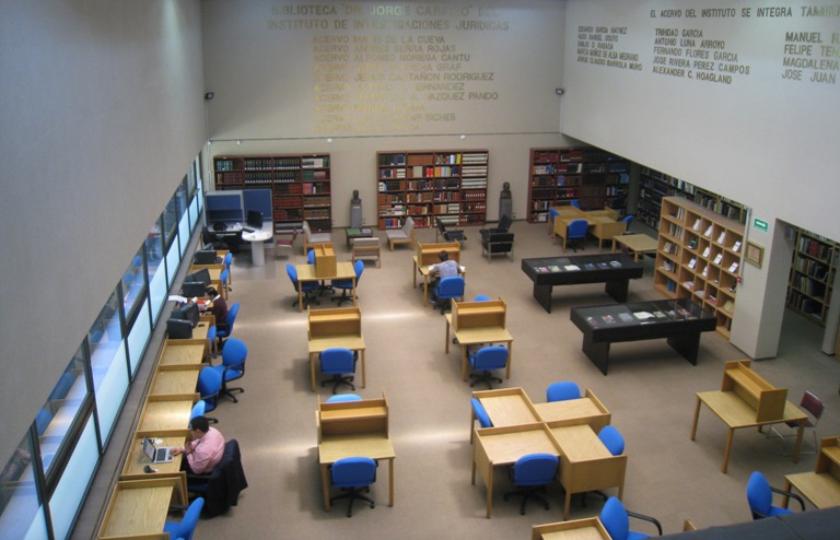 Biblioteca Jorge Carpizo