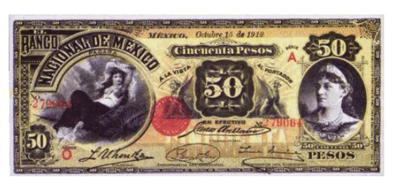 billetes banxico