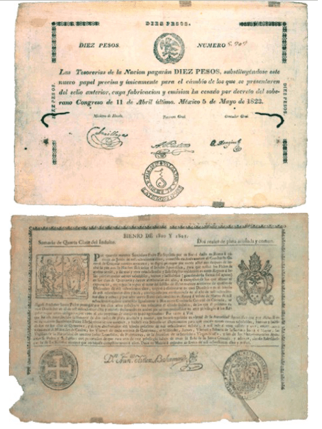billetes de mexico