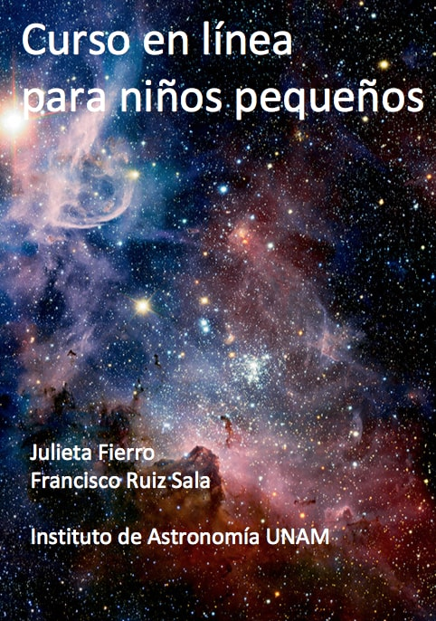 Curso en línea para niños pequeños, libro Julieta Fierro