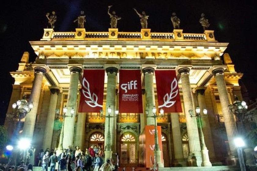 Festival Internacional de Cine de Guanajuato cambio de fecha