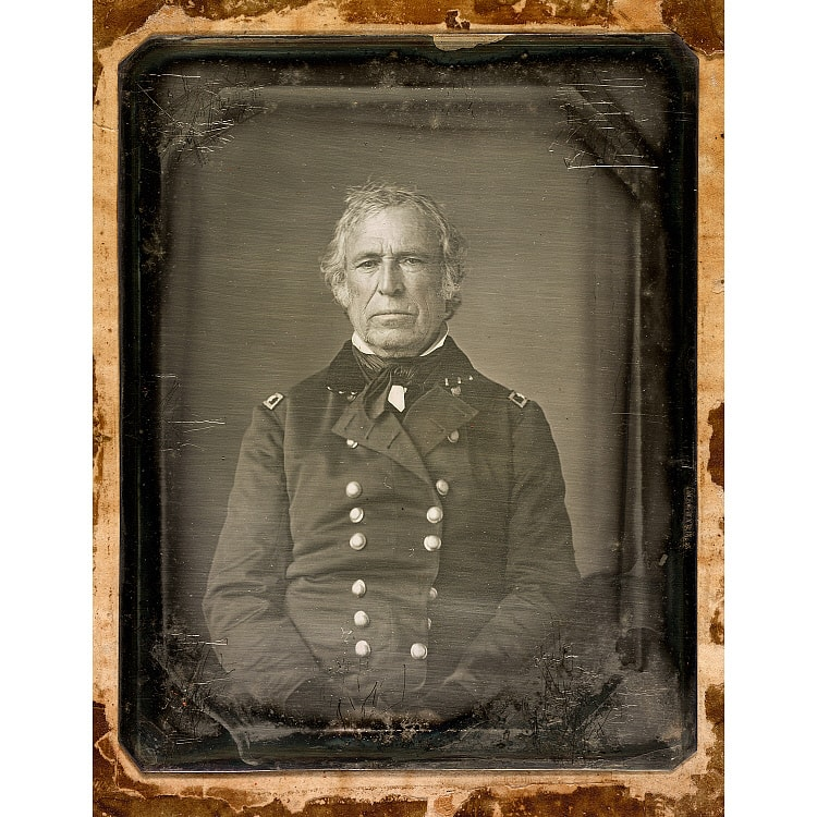 Gral. Zachary Taylor