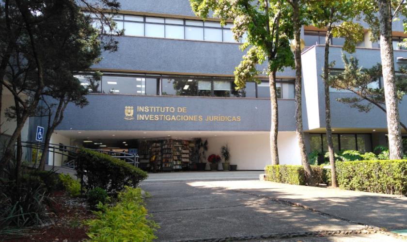 Instituto de investigaciones juridicas