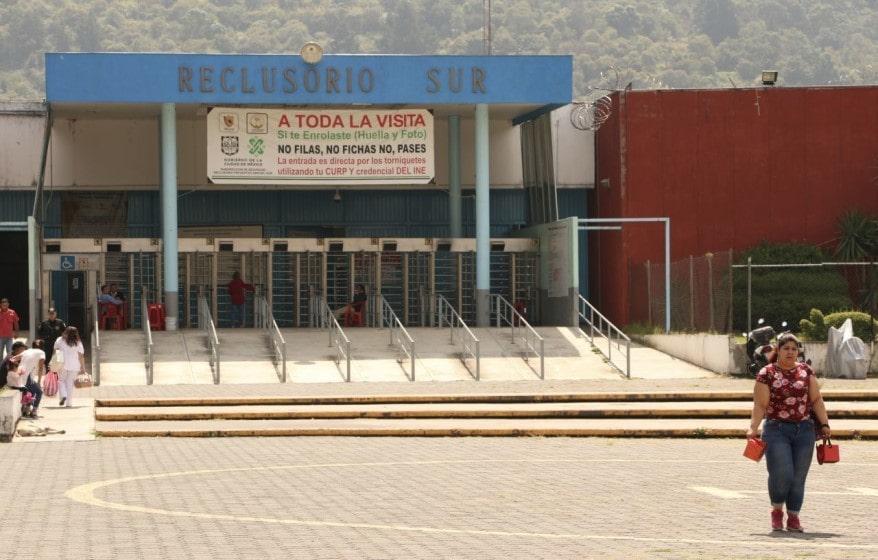 Liberan presos de reclusorios en la CDMX