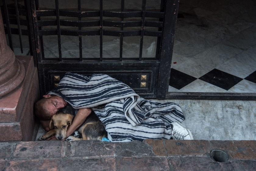 Nivel de pobreza extrema en México