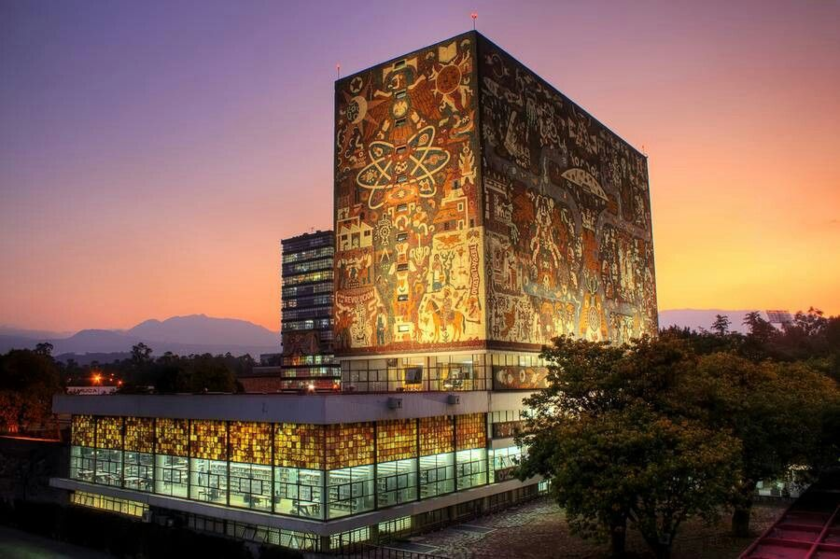 rectoria de la UNAM