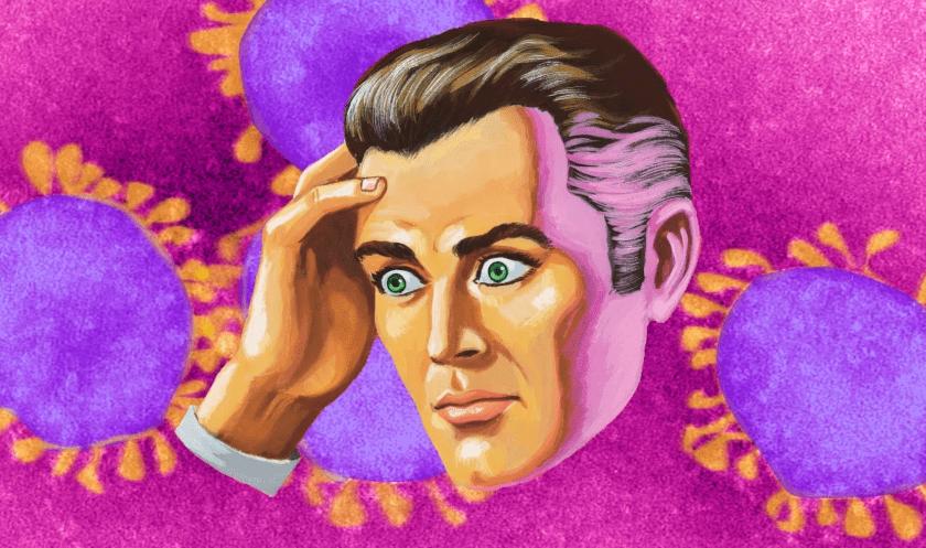 salud mental con pandemia