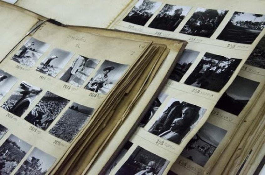 Museo del archivo de la fotografía