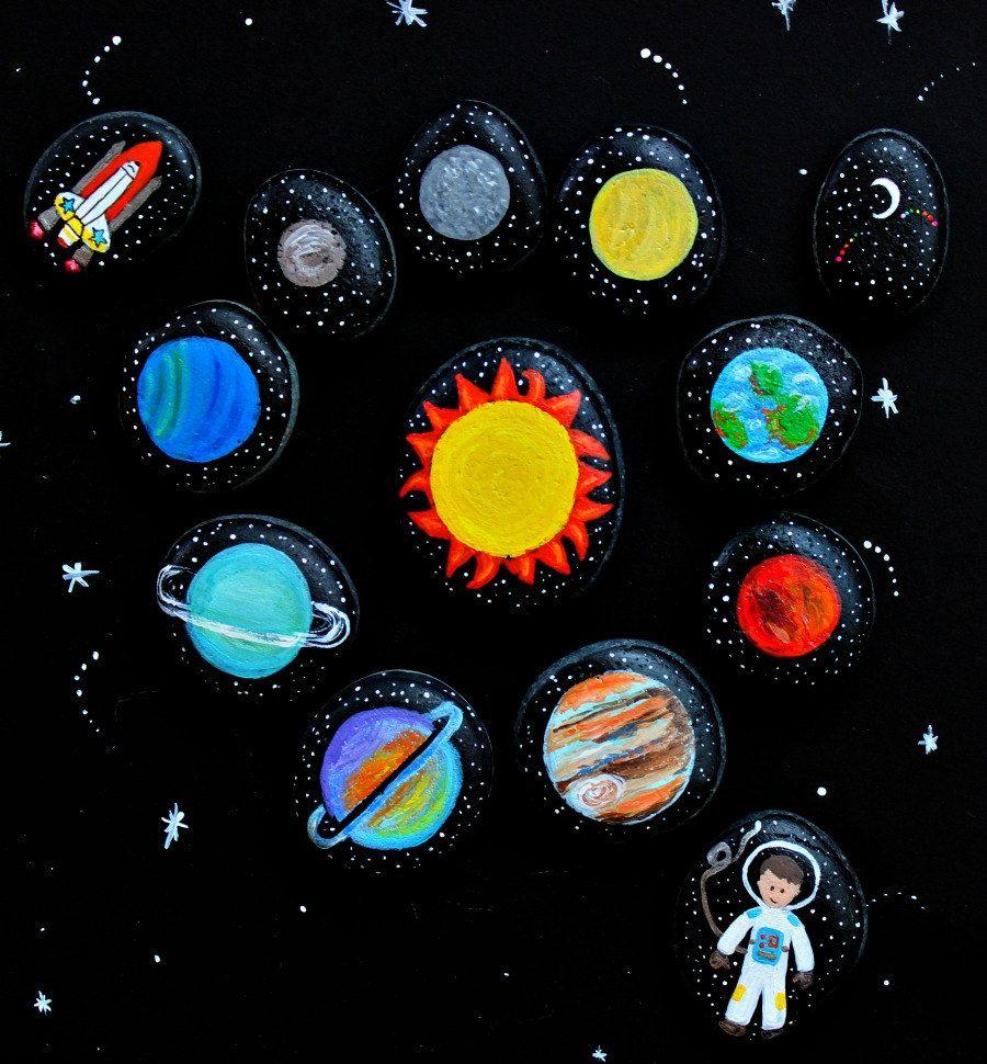 astronomia y ciencia para niños, planetas