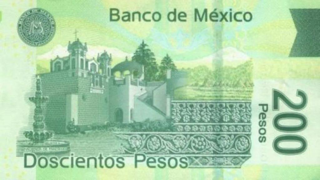 Cuautla billete 200 pesos