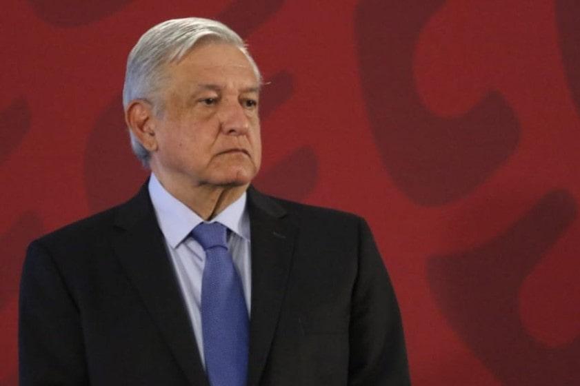 Caída de la economía mexicana