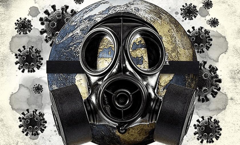 mascara pandemia