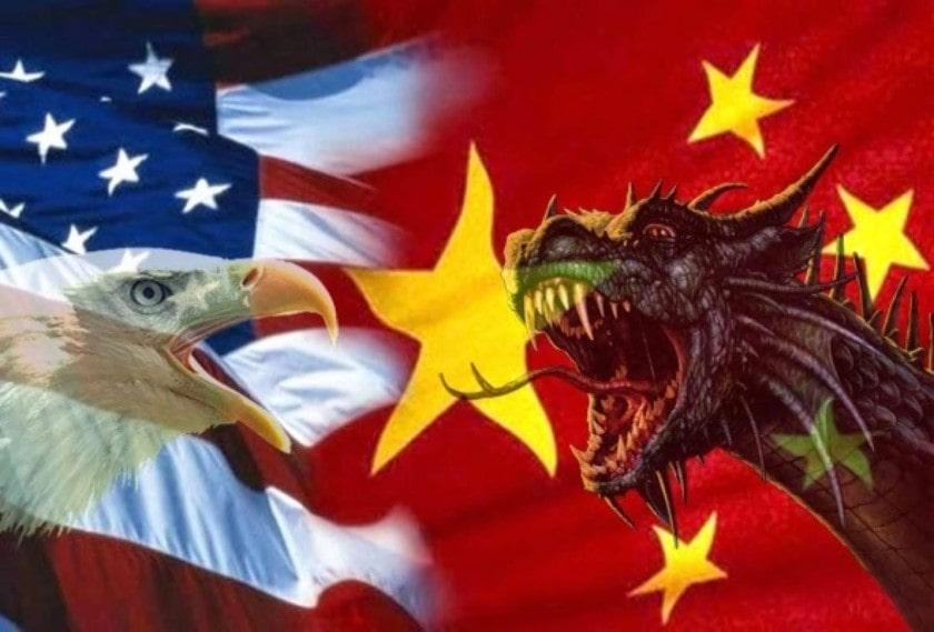 Conflicto entre Estados Unidos y China por coronavirus