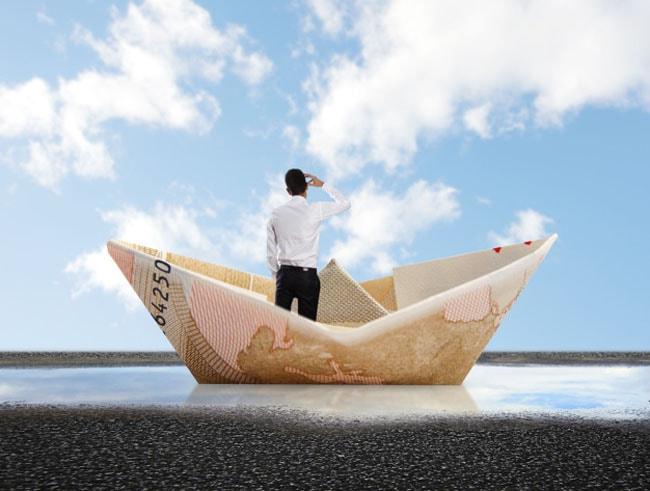 empresarios y mar