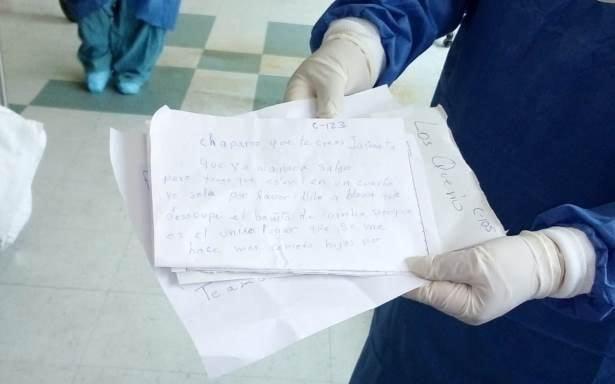 cartas de pacientes