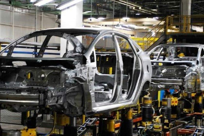 reactivación en la producción de la industria automotriz de México