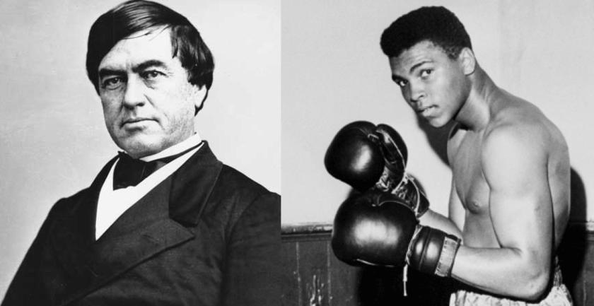 Los dos Cassius Clay